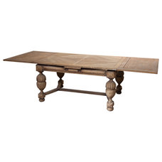 traditional dining tables by Uniquities Architectural Antiques & Salvage