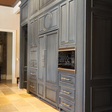 Eclectic Kitchen Cabinets by Duncan Cabinetry