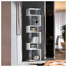 Modern Bookcases by Spacify Inc,