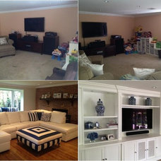 Amazing Home Transformations Before And After