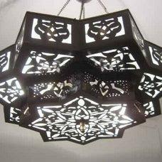 Mediterranean Ceiling Lighting by E Kenoz