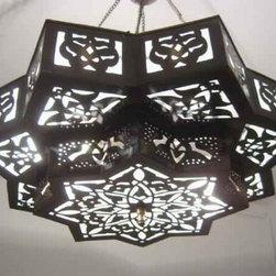 Moroccan Star Chandelier Lamp - Moroccan Star Chandelier Lamp