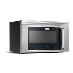 """30"""" Over-the-Range Microwave Oven with Bottom Controls by Electrolux - Sensor-Cook Options"""
