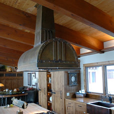 Kitchen Hoods And Vents by Reimer & Co. Blacksmiths