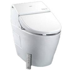 Modern Toilets by PlumbersStock