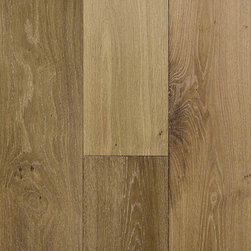 "Silver Oak Collection - Burlywood - 7.5"" wide plank UV Oiled engineered floors using European White Oak with a generous 2mm top wear layer."