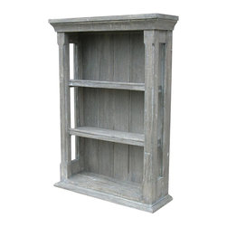 Trade Winds - New Trade Winds Shelf Riverwash Painted - Product Details