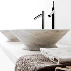 Contemporary Bathroom Vanities And Sink Consoles by Luck Stone Center