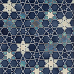 Eclectic Tile -