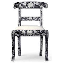 mediterranean chairs by Candelabra