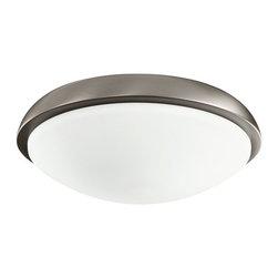 Kichler Lighting - Kichler Lighting 380119AP Decor Slim Profile 52-56 Ceiling Fan Light Kit - Kichler Lighting 380119AP Decor Slim Profile 52-56 Ceiling Fan Light Kit