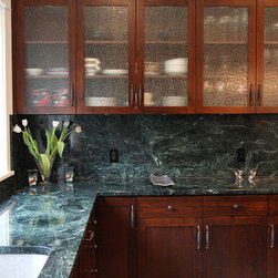 Unique Tops - Vermont Verde Serpentine Countertops