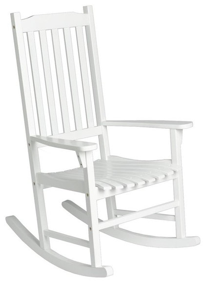 traditional rocking chairs by Gardener's Supply Company