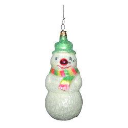 Radko - Radko Miami Ice (96-089-0) Holiday Christmas Ornament R3 - Radko Miami Ice (96-089-0) Holiday Christmas Ornament R3