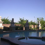 Pool Scaping 001 -