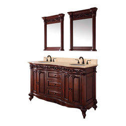 Antique Style Bathroom Vanities - Antique Style Bathroom vanities are getting back these titles and incorporating them into an antique fashionable collection. Antique line of bathroom fittings for those who expect revolution and simplicity, there was a time when these words were the average for product and antique stale. Affordable exclusive antique vanity cabinets with a unique of options for the designer in you that wants to create something singular. The Wyndham Antique Bathroom Vanities generates comfy involvements for your any bathroom with quality antique bathroom vanities and bath storage.