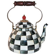 Eclectic Coffee Makers And Tea Kettles by MacKenzie-Childs