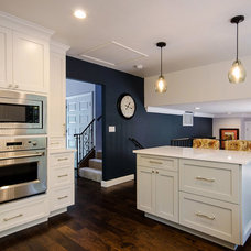 Transitional  by Stonewood Kitchen and Bath