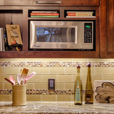 Traditional Kitchen by By Design Interiors, Inc