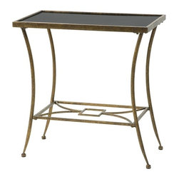 IMAX CORPORATION - Clayton Marble Top Side Table - Clayton Marble Top Side Table. Find home furnishings, decor, and accessories from Posh Urban Furnishings. Beautiful, stylish furniture and decor that will brighten your home instantly. Shop modern, traditional, vintage, and world designs.