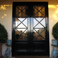 Traditional Front Doors by Liberty Valley Doors