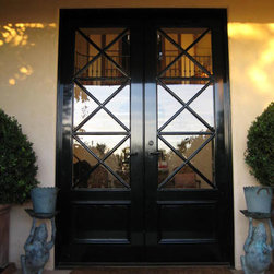 Custom Doors -