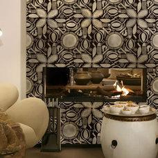 Eclectic Wall Stencils by royaldesignstudio.com