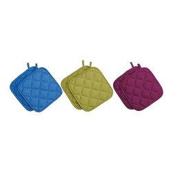 IRIS Pot holder - Pot holder, assorted colors