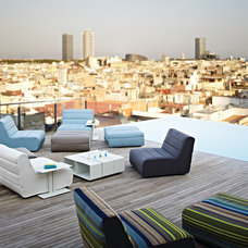 Modern Patio Furniture And Outdoor Furniture by authenTEAK Outdoor Living