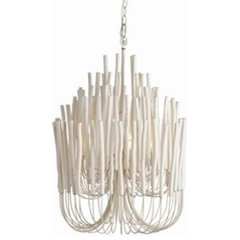 eclectic chandeliers by Arteriors Home