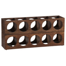 Contemporary Wine Racks by Crate&Barrel