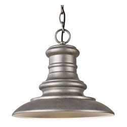 Murray Feiss - Murray Feiss OL8904TRD Redding Station Transitional Outdoor Hanging Light - Murray Feiss OL8904TRD Redding Station Transitional Outdoor Hanging Light