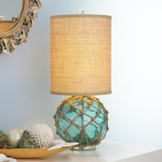 Beach Style Table Lamps by Shades of Light