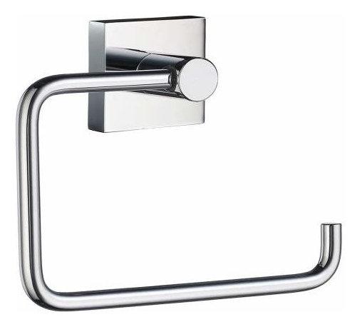 Smedbo - Smedbo House Toilet Roll Holder, Polished Chrome - Smedbo House Toilet Roll Holder, Polished Chrome