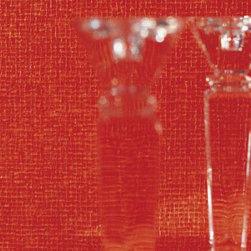 Modern Wallpaper - NACRES molten glass, smooth, pearly, metallic.