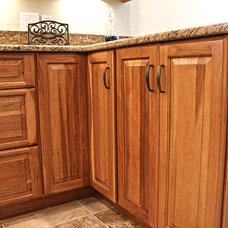 Traditional Kitchen Cabinets by Home Interior Solutions of Northwest Florida