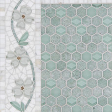 traditional bathroom tile by The Tile Gallery