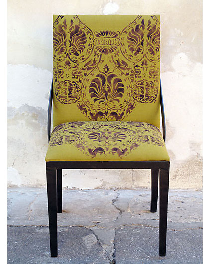 Eclectic Dining Chairs by Rebekah Zaveloff | KitchenLab