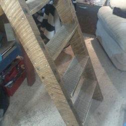 Oak Loft Bed Ladder -