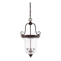 Savoy House - Savoy House 3-8521-3-13 Bell Foyer Lantern - Savoy House 3-8521-3-13 Bell Foyer Lantern