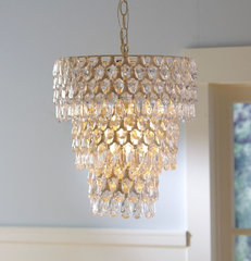 traditional chandeliers by PBteen