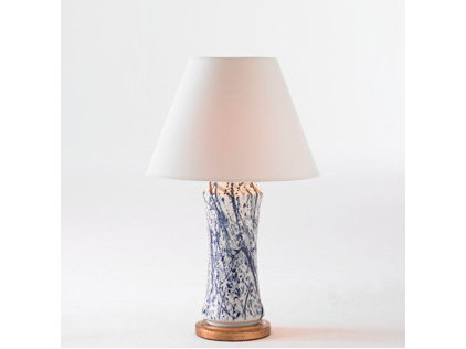 Contemporary Home Decor Spatter Lamp