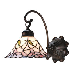 "Meyda Lighting - Meyda Lighting 18724 8.5""W Daffodil Bell Wall Sconce - Meyda Lighting 18724 8.5""W Daffodil Bell Wall Sconce"