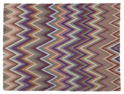 contemporary rugs by Maureen Stevens