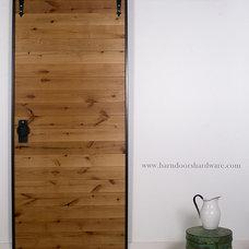 Modern  by Barn Doors & Hardware