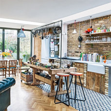 Kitchen-diner | Be inspired by an eclectic Victorian flat in north London | hous