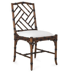 traditional dining chairs and benches by Williams-Sonoma Home