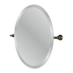 Pegasus - Pegasus Estates Mirror, Heritage Bronze (20720-4596H) - Pegasus 20720-4596H Estates Mirror , Heritage Bronze