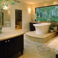 Contemporary Bathroom by LKID