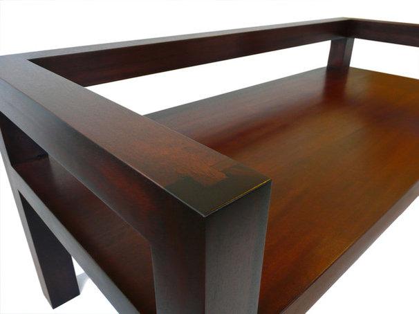 Modern Indoor Benches by PICKETT FURNITURE